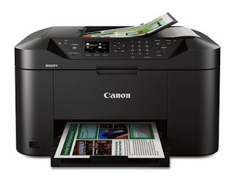 Canon MAXIFY MB2050 Supports