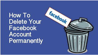 How To Disable A Facebook Account Permanently