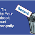 How To Deactivate Facebook Without Password