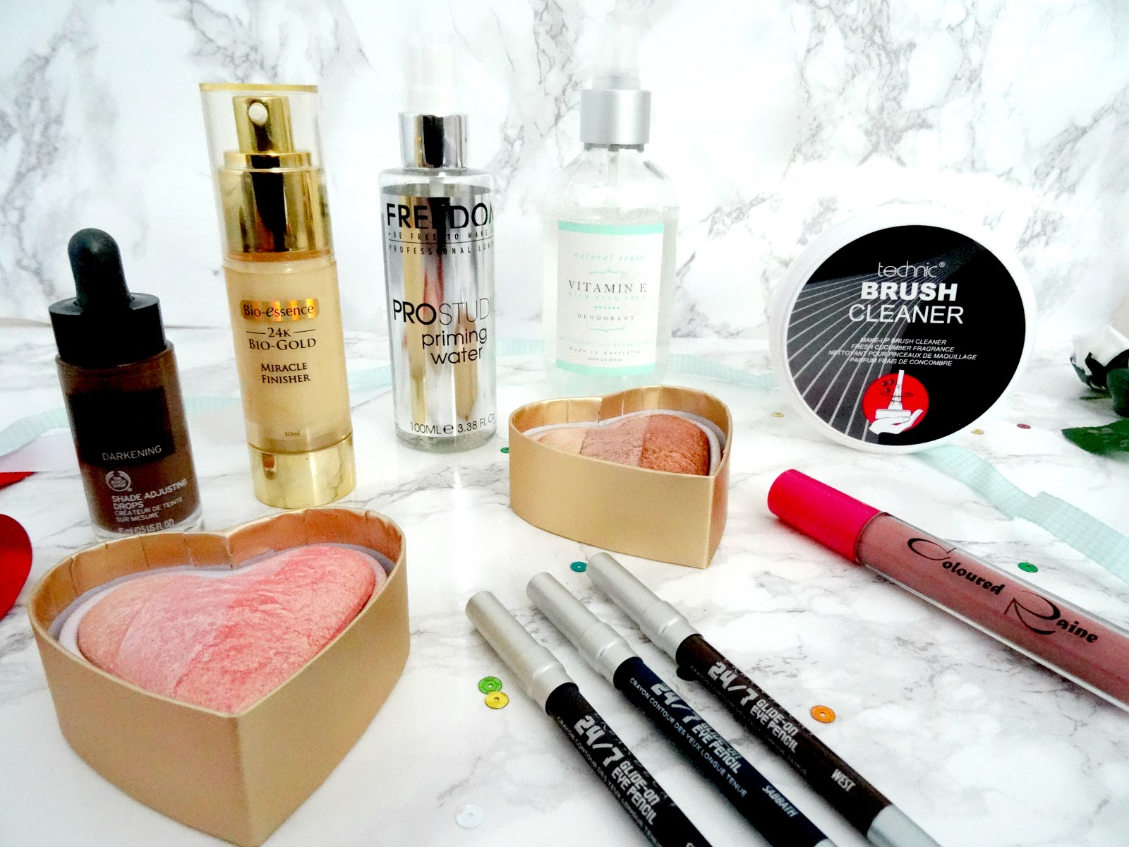 New In My Collection / Beauty Haul Featuring Urban Decay, Bioessence, Freedom
