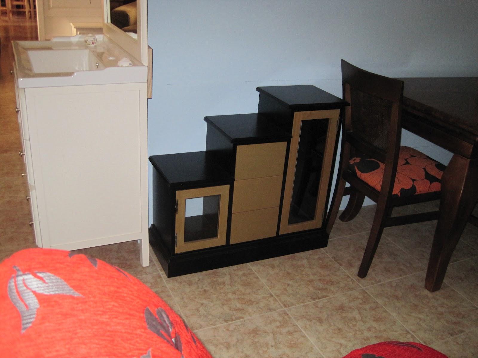 Muebles arcecoll liquidacion de mueble auxiliar for Liquidacion de muebles