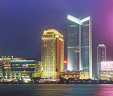 Top 10 Hotels in Shanghai, China
