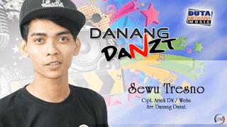 Lirik Lagu Sewu Tresno - Danang Danzt