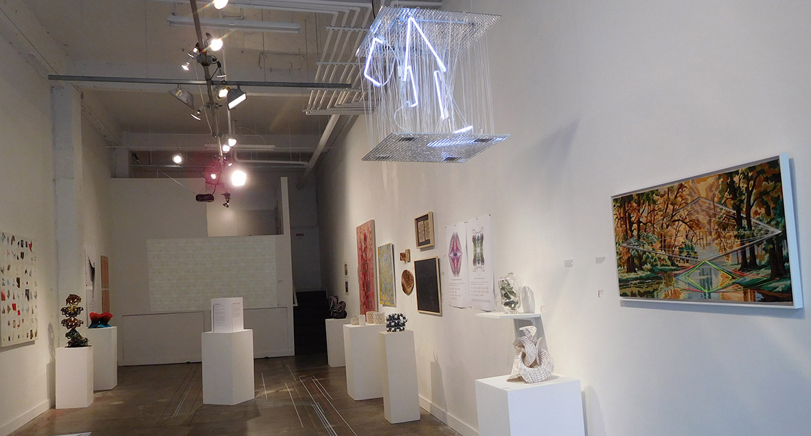 Hyperbolic Crochet Mathematical Look At Art In Seattle I