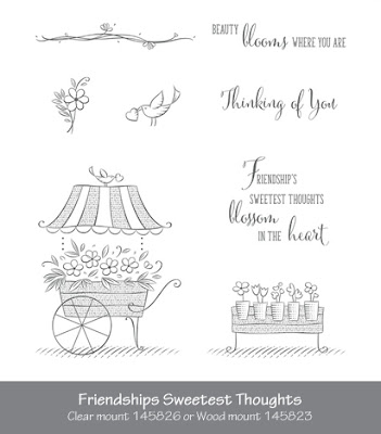 Friendships Sweetest Thoughts by Stampin' Up!