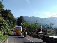 Perjalanan dari Banjarnegara ke Pekalongan