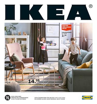IKEA  Catalog 2019 → Nederland (Netherlands)