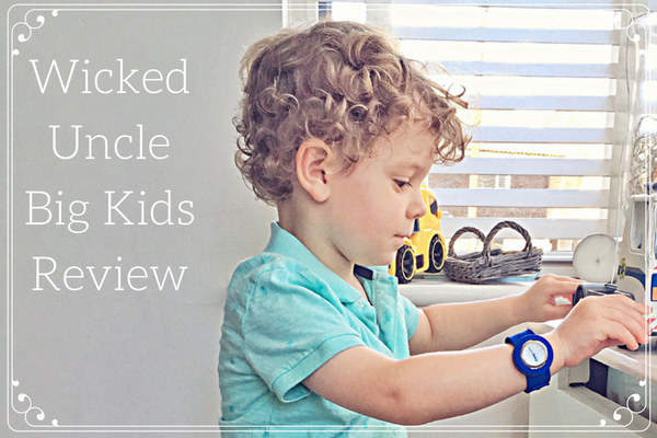 Wicked Uncle BIG Kidz review
