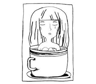 Illustration Louise / Magali Dulain