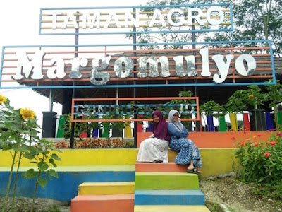 Taman Agro Margomulyo di Kediri