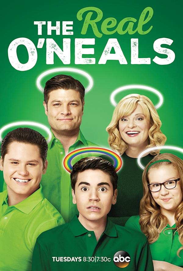 Chuyện Nhà O'Neals Phần 1 - The Real O'Neals Season 1 (2016)
