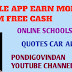 MOBILE APP EARN MONEY PAYTM FREE CASH