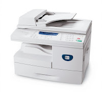 Impresora Xerox Workcentre 4118