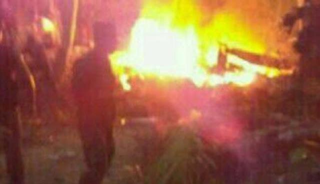 Helikopter TNI Jatuh di Poso, 13 Orang Tewas