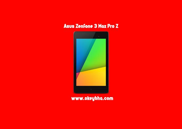 Cara Flashing Asus Zenfone 3 Max Pro X008/ X008D/ X008DA ( ZC520TL )