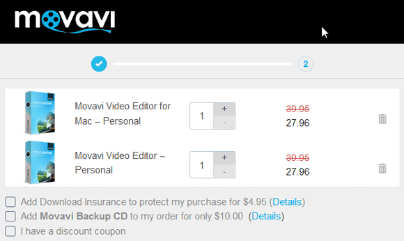 Movavi Video Editor Coupon Discount Code