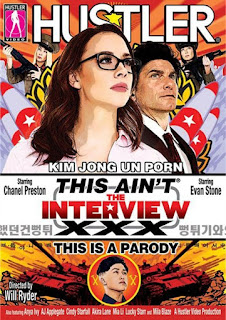 This Aint The Interview XXX Parody