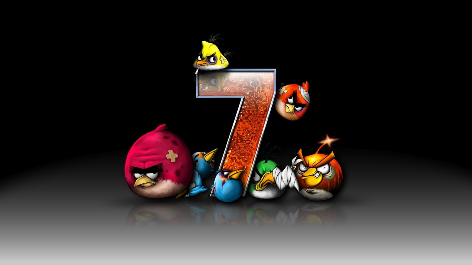 Angry Birds Wallpapers HD Photos