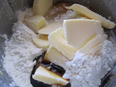 Caracolas de crema Thermomix