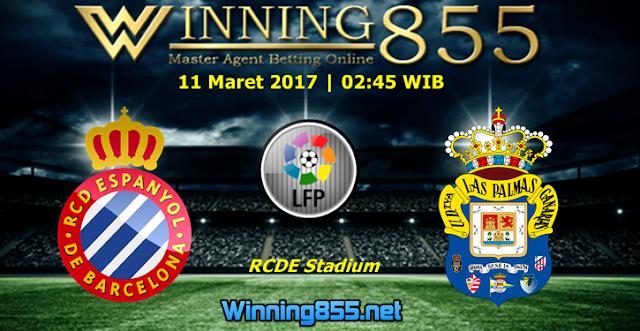 Prediksi Skor Espanyol vs Las Palmas 11 Maret 2017