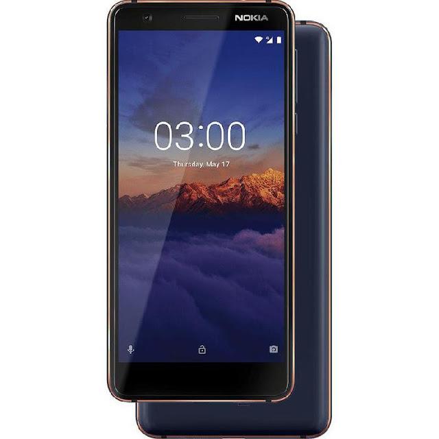سعر جوال Nokia 3.1 فى عروض جوالات مكتبة جرير