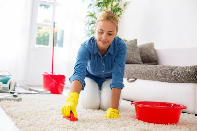 الأخطاء الشائعة في غسل وتنظيف السجاد في المنزل