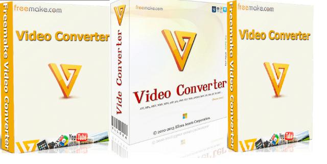 تحميل برنامج Freemake Video Converter Gold عملاق تحرير وتحويل الفيديو مع التفعيل