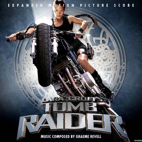 Testmovimig Lara Croft Tomb Raider 2001