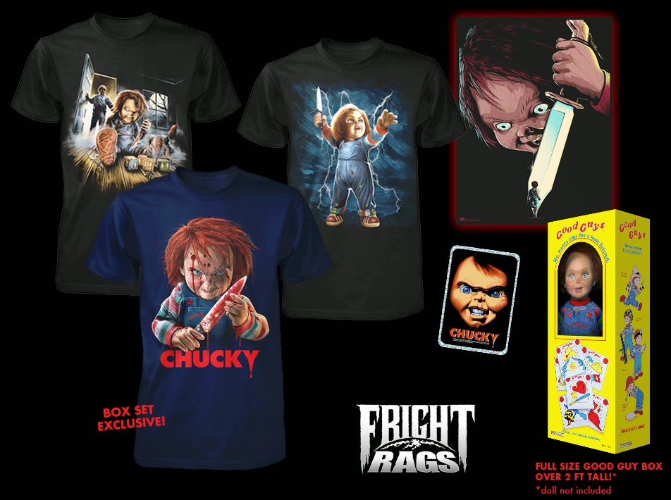 chucky childs play box set