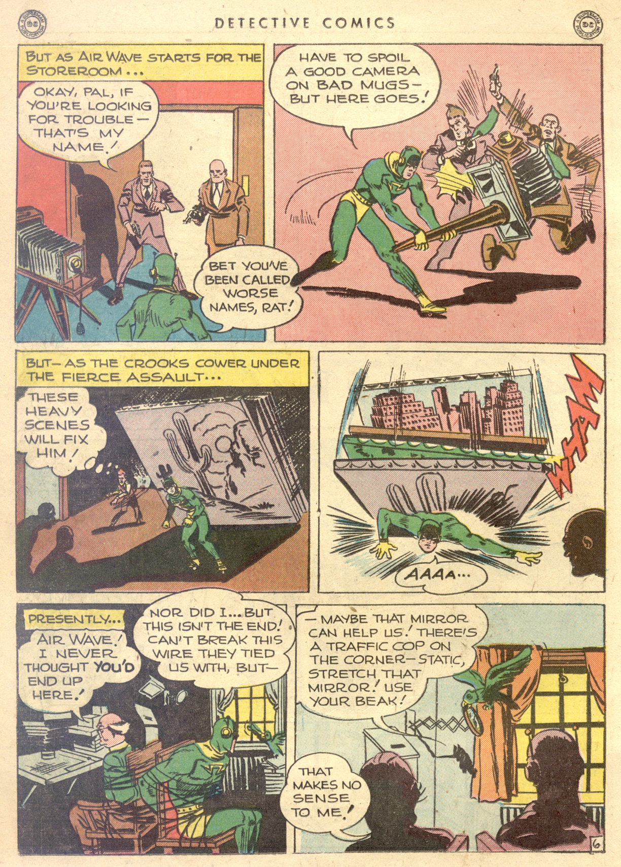 Read online Detective Comics (1937) comic -  Issue #122 - 32