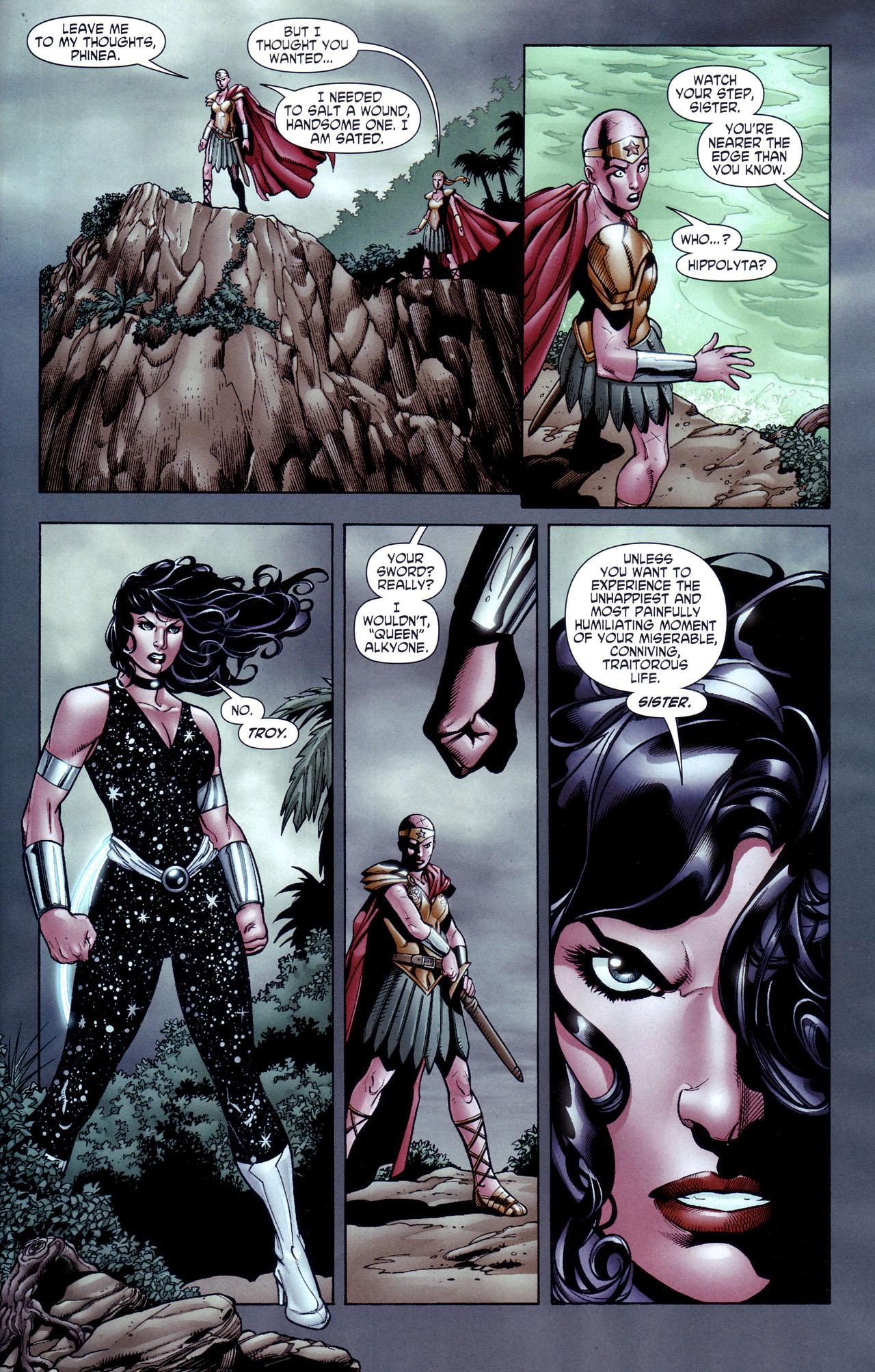 Read online Wonder Woman (2006) comic -  Issue #38 - 12