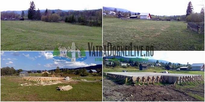 ANUNȚ: Vând teren intravilan lângă Vatra Dornei (Neagra Șarului)