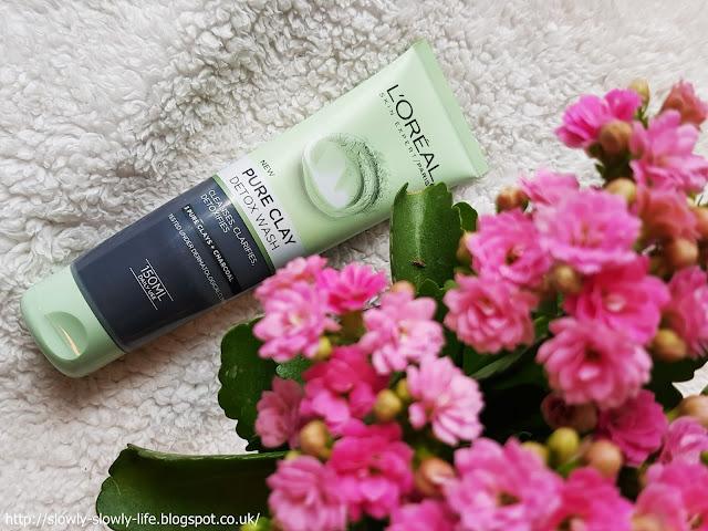 L'Oréal Pure Caly Detox Wash