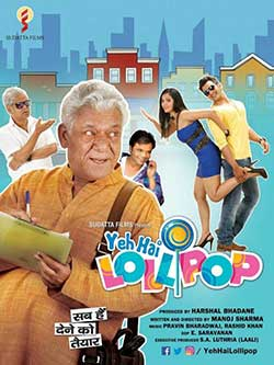 Yeh Hai Lollipop 2016 Hindi Full Movie HDTVRip 720p 1GB