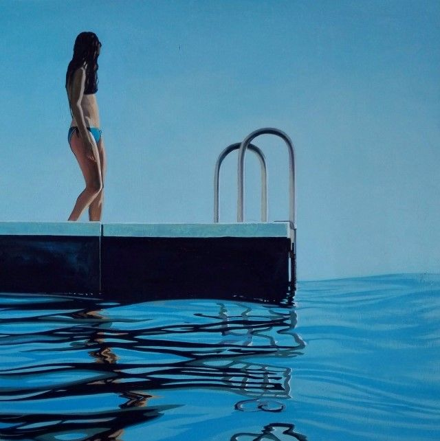 Испанский художник. Roberto Alberto