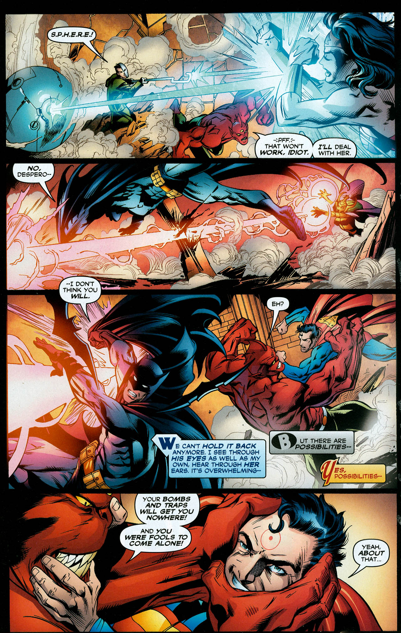 Read online Trinity (2008) comic -  Issue #15 - 16