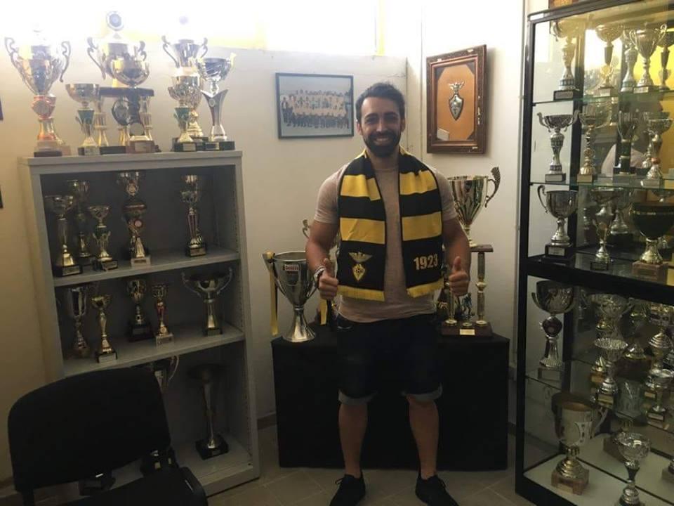 SC Rio Tinto apresenta Vasco Oliveira