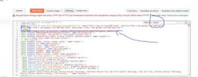 verifikasi webmaster google ke blog 2