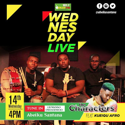 Okay FM Introduces 'Wednesday Live' To Help Promote Organic And Authentic Ghanaian Music
