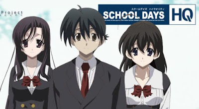 Download School Days BD Subtitle Indonesia