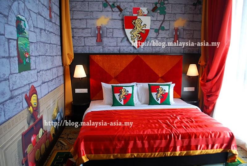 Legoland Hotel Malaysia Kingdom Room