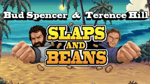 Slaps and Beans locandina e logo