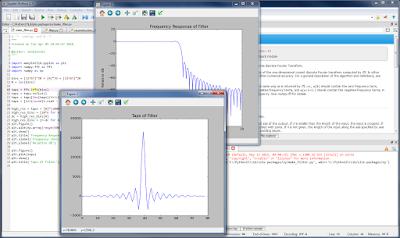 Python Spyder example screenshot