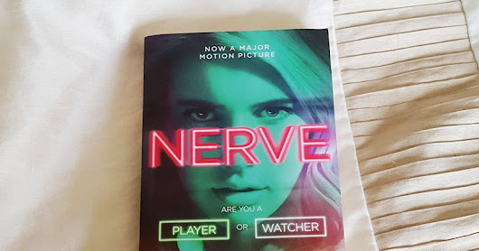 Nerve- Jeanne Ryan, Book Review