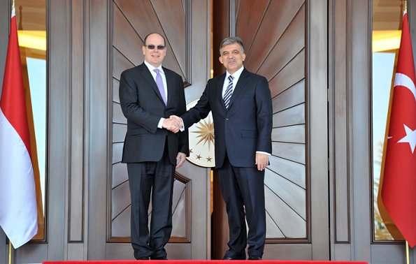 Prince Albert II of Monaco is paying an official visit to Turkey upon the invitation of President Abdullah Gul. The visit by Prince Albert II to Turkey is of great importance as his is the first state visit from Monaco