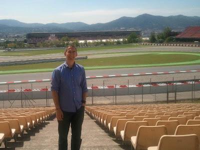 Circuit de Catalunya in Montmelo
