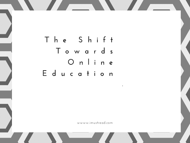 The Shift Towards Online Education