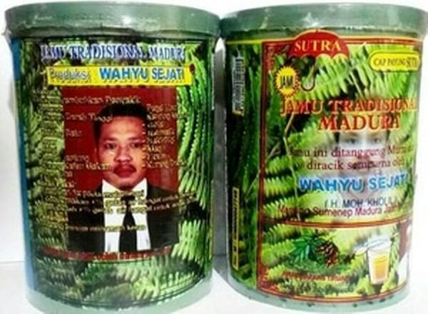 Jual jamu wahyusejati rasa kopi di Surabaya