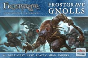Northstar Miniatures: Frostgrave Plastic Gnoll Warrior Sprue Previewed