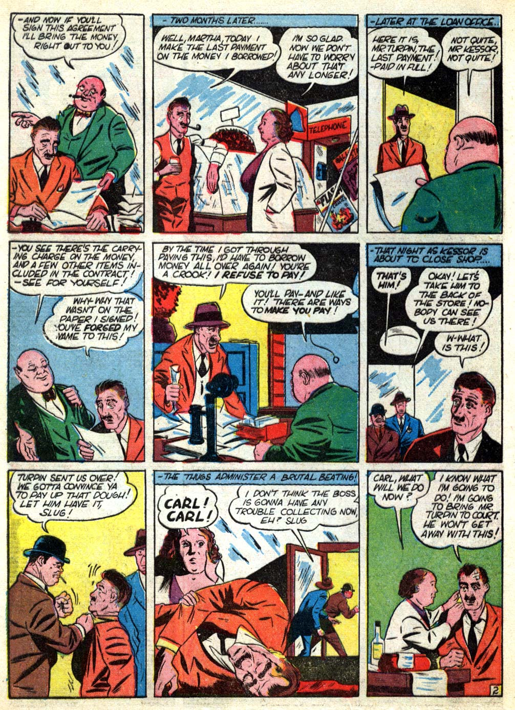 Read online All-American Comics (1939) comic -  Issue #26 - 4